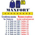 Maxfort. Trousers men's plus size article Giotto blue - photo 5