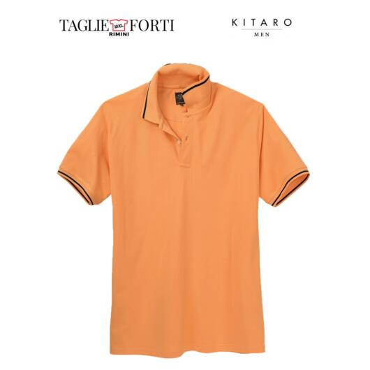 Kitaro pole size strong man article 69542 orange