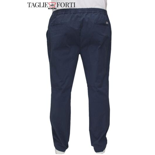 Maxfort. Trousers men's plus size article Giotto blue - photo 3