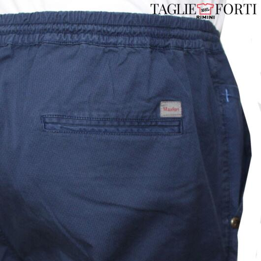 Maxfort. Trousers men's plus size article Giotto blue - photo 4