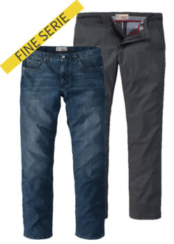 Trousers and jeans