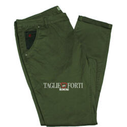 Maxfort. Trousers men's plus size 1273 green