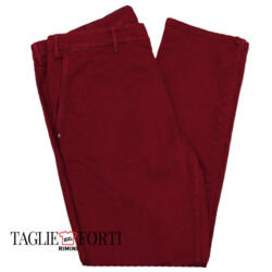 Maxfort. Trousers men's plus size azoto red