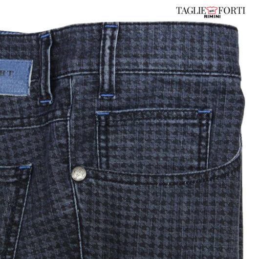 06747d559fa Maxfort Short man outsize trousers item mirtillo